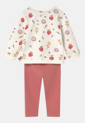 SET - Sweatshirt - marshmallow