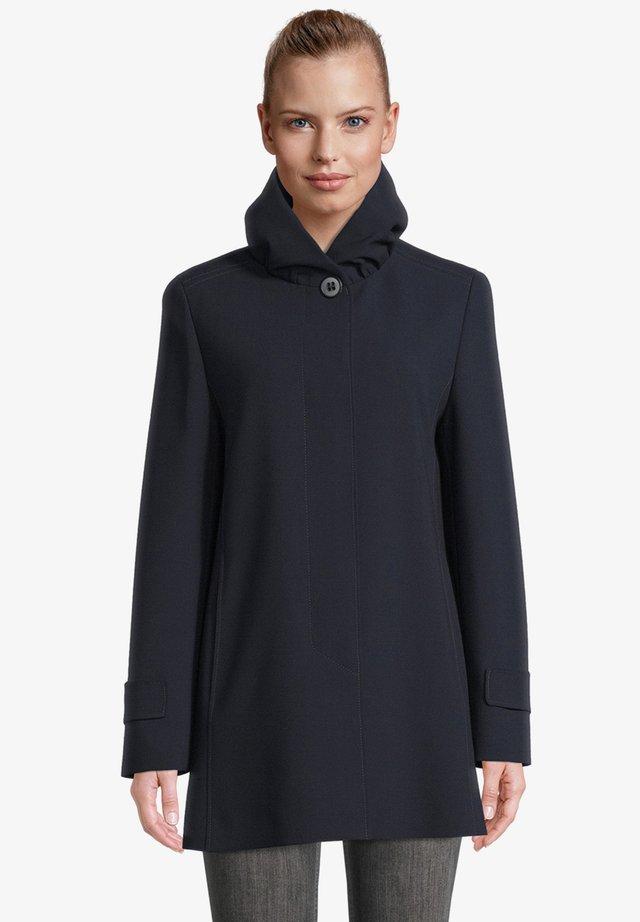 Manteau court - dunkelblau