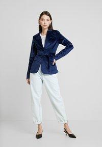 Fashion Union - ELVIS - Blazer - navy - 1