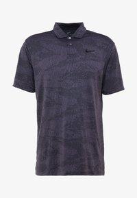 Nike Golf - DRY VAPOR CAMO - Funkční triko - black/gridiron - 3