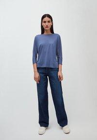 ARMEDANGELS - Long sleeved top - blue indigo - 1