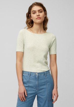 Basic T-shirt - pale mint