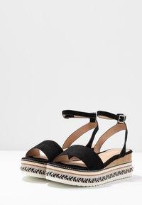Anna Field - Platform sandals - black - 4