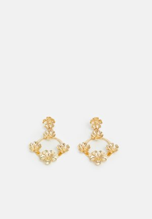 PCSUMMA EARRINGS - Øredobber - gold-coloured