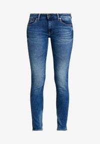 Tommy Jeans - SOPHIE LOW RISE - Jeans Skinny - blue denim - 4