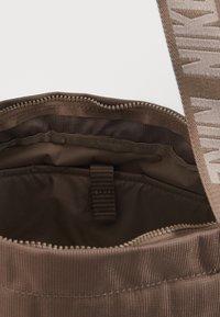 Nike Sportswear - ADVANCED - Handbag - olive grey/enigma stone/white - 2