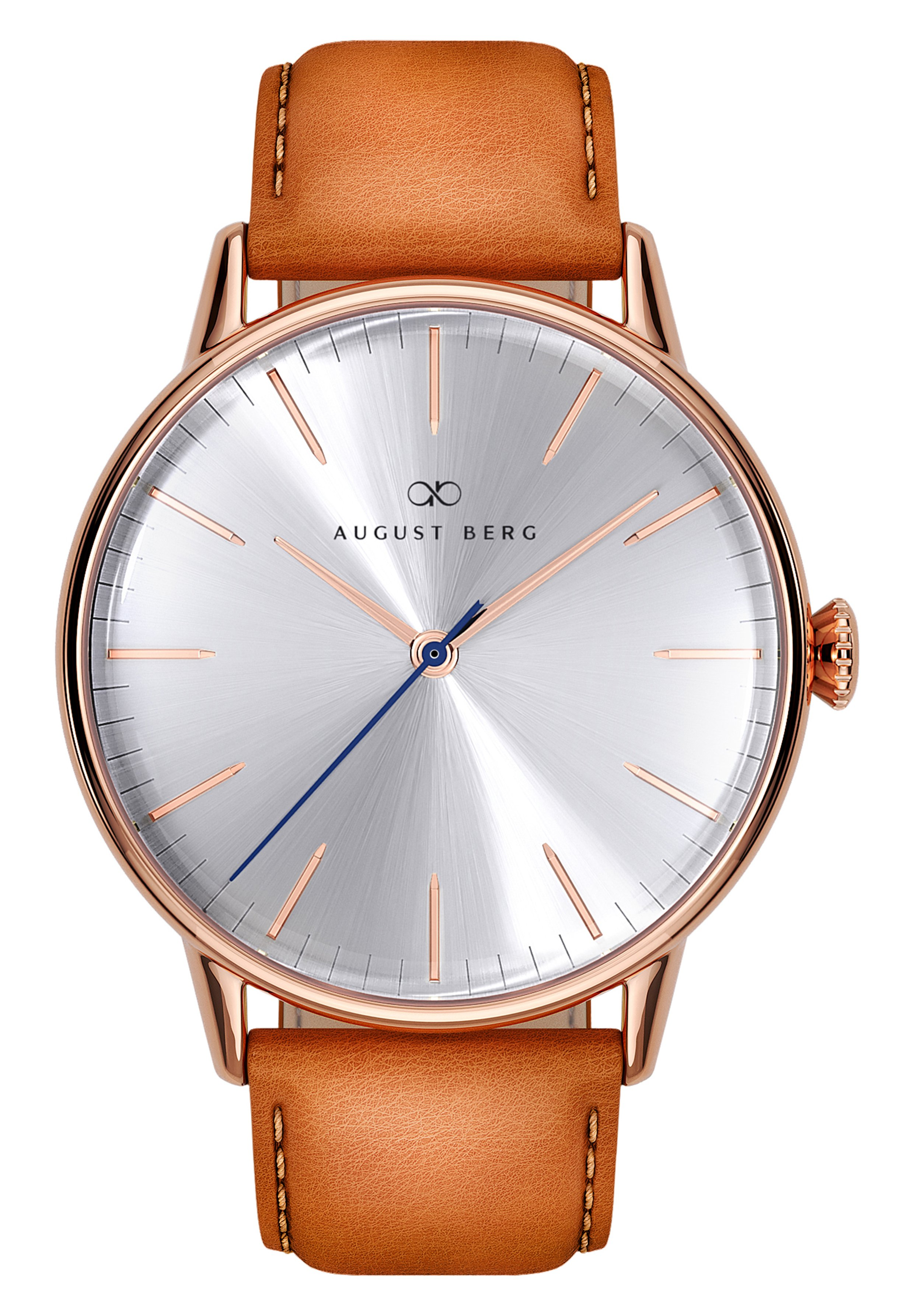 Homme UHR SERENITY SIMPLY LEATHER 40MM - Montre