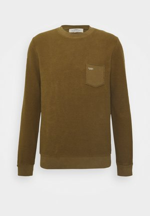 ESSENTIAL UNISEX - Sweater - brown tabacco