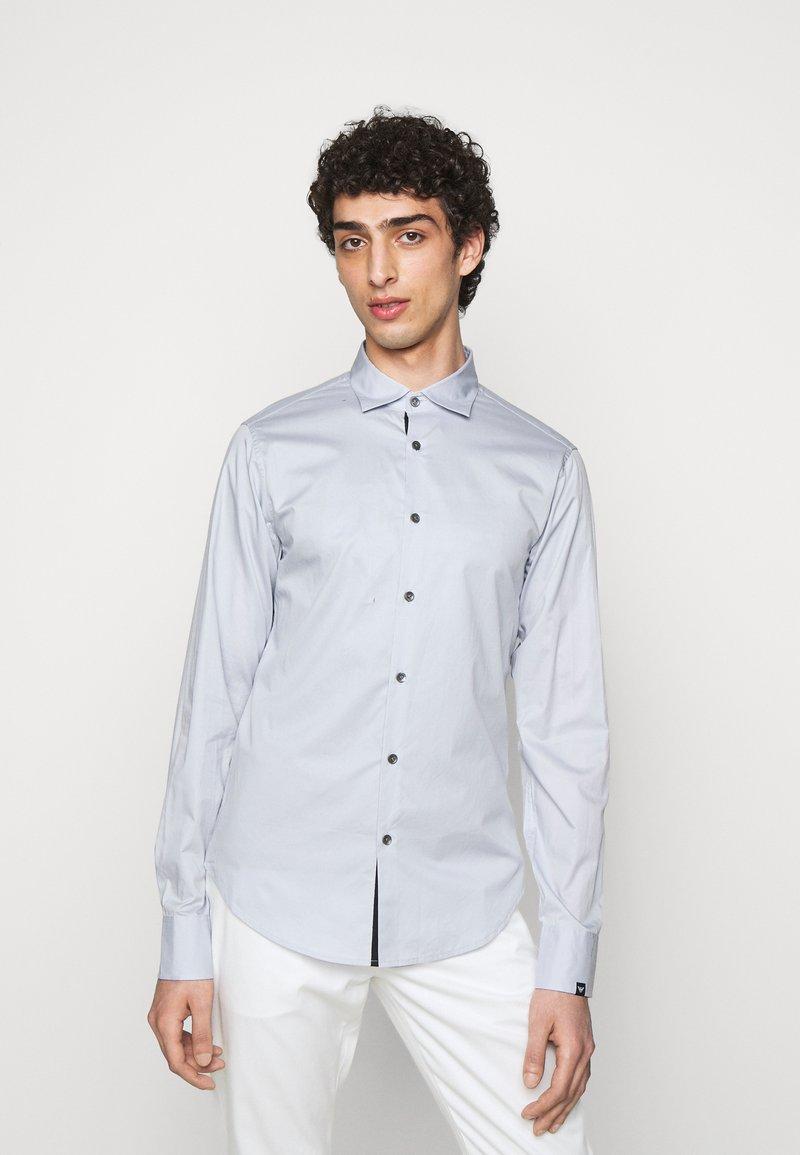 Emporio Armani - SHIRT - Formal shirt - light blue