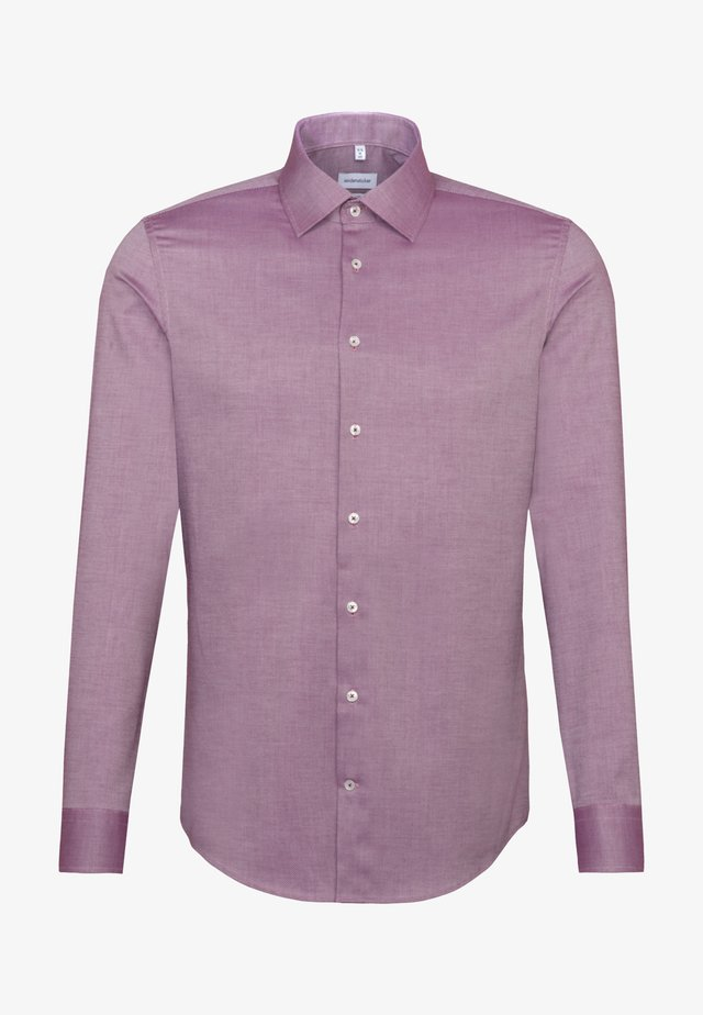 BUSINESS KENT - Koszula - rosa