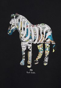 PS Paul Smith - FIT ZEBRA UNISEX - Sweatshirt - black - 2
