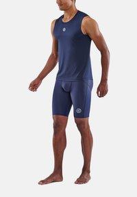Skins - Sports shirt - navy blue - 1