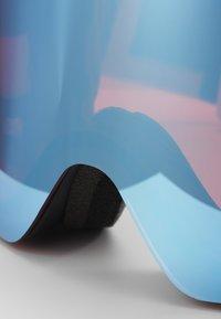 Flaxta - PRIME UNISEX - Occhiali da sci - bright pink/blue - 2