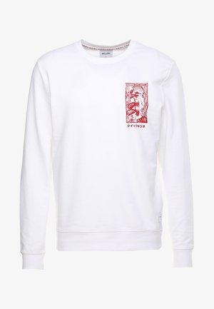 ONSJANNICK - Sweatshirts - white