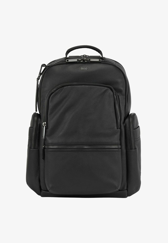 FIRST CLASS - Tagesrucksack - black