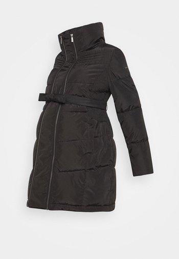JACKET - Winter coat - gunmetal