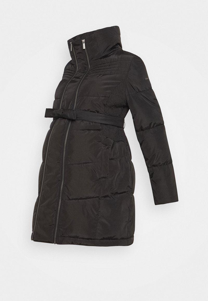 Esprit Maternity - JACKET - Winter coat - gunmetal