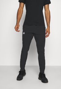adidas Performance - Verryttelyhousut - black - 0