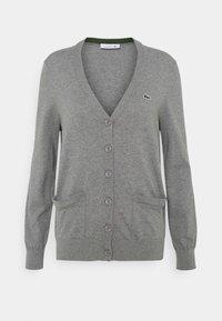 Lacoste - Cardigan - grey - 0