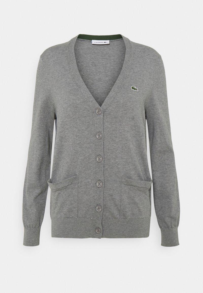 Lacoste - Cardigan - grey