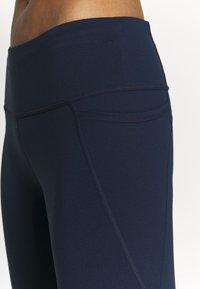 Sweaty Betty - POWER WORKOUT 7/8 LEGGINGS - Leggings - navy blue - 4