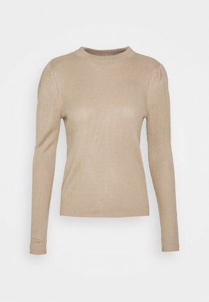 VIPOPSA CREW  NECK - Jumper - simply taupe