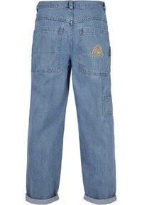 Southpole - SOUTHPOLE  - Jeans straight leg - retro midblue - 8