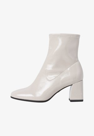 Classic ankle boots - dusty grey pat
