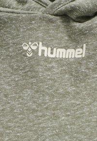 Hummel - Hoodie - vetiver melange - 6