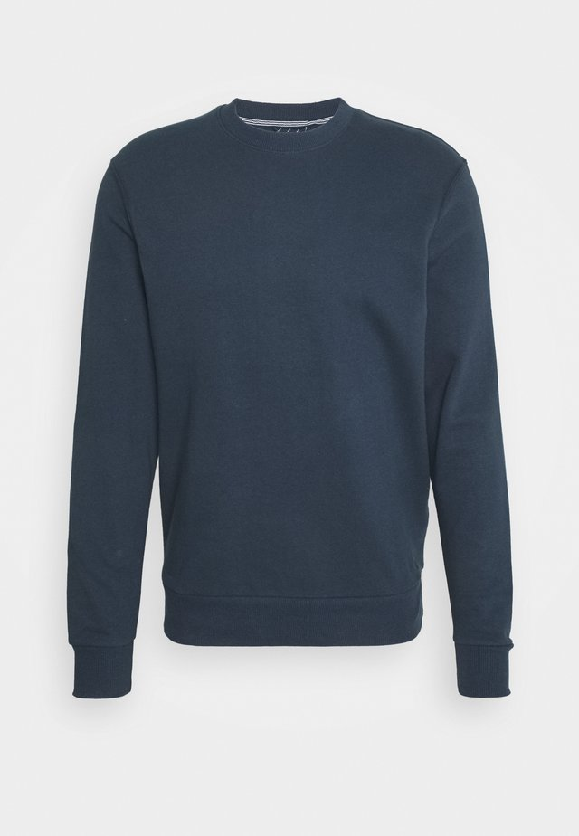 CASUAL BÁSICA CAJA - Sweatshirt - medium blue