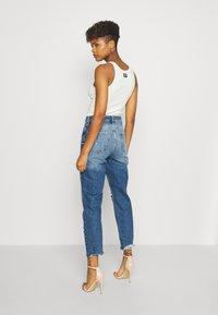 River Island - Jeans Slim Fit - blue denim - 2