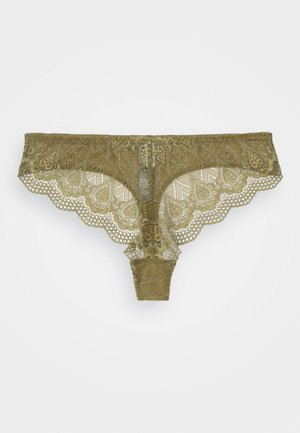 CIBBE - Thong - gothic olive