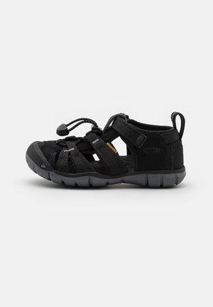 SEACAMP II CNX UNISEX - Sandały trekkingowe - black/steel grey