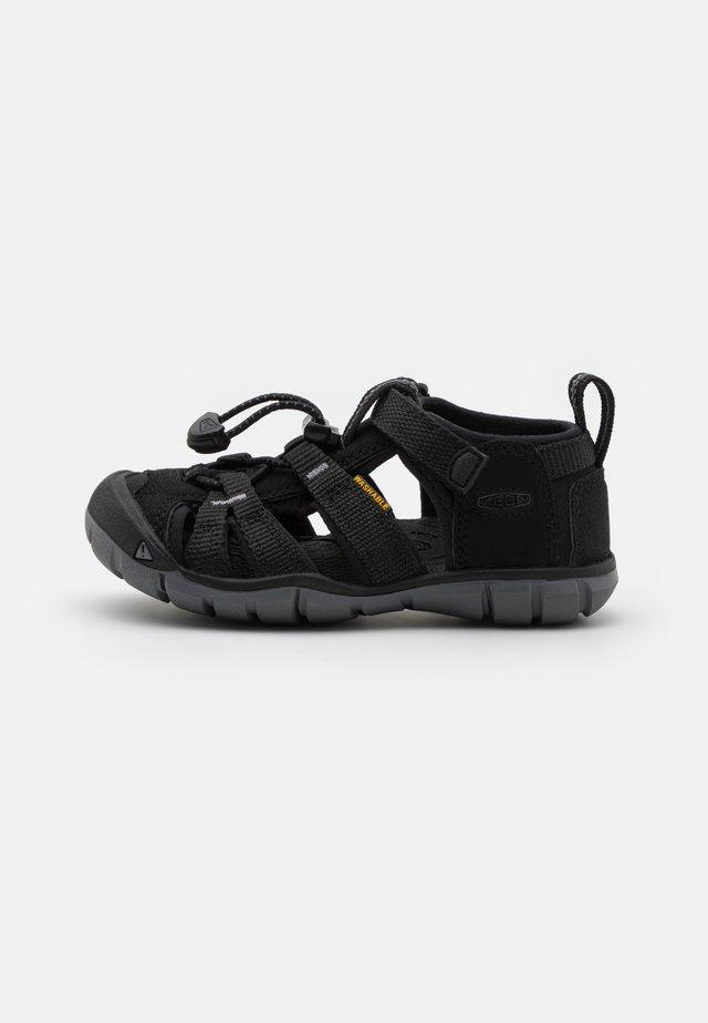 SEACAMP II CNX UNISEX - Chodecké sandály - black/steel grey