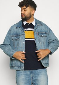 Johnny Bigg - HOVE RUGBY - Polo shirt - navy - 4