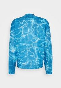 Jaded London - SWIMMING POOL - Maglietta a manica lunga - blue - 1
