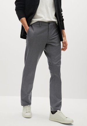 PORTO - Trousers - grey