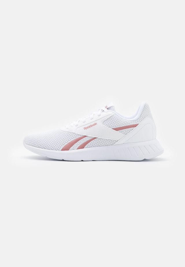 LITE 2.0 - Obuwie do biegania treningowe - white/blush metal