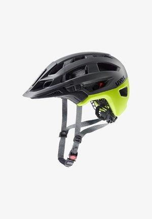 Helmet - grey yellow mat (s41096701)