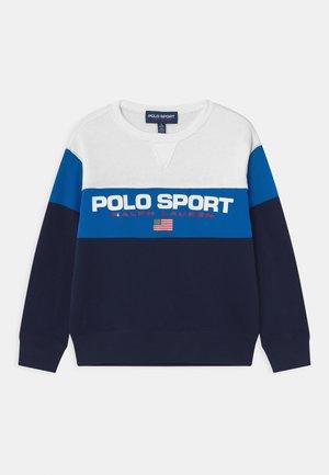 Sweatshirts - white/spa royal
