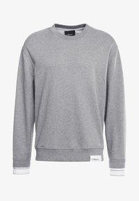 3.1 Phillip Lim - CLASSIC CREWNECK - Sweatshirt - grey - 5