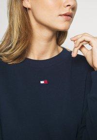 Tommy Hilfiger - TRACK - Sweatshirt - navy blazer - 4