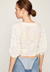 Pepe Jeans - CLAUDIE - Camicetta - off-white - 2