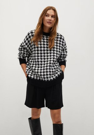 PATI - Pullover - černá