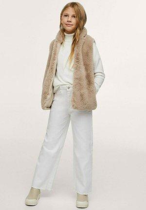 Waistcoat - beige