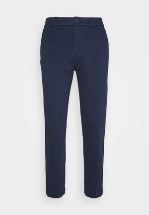 TAILORED TROUSER - Bukse - navy