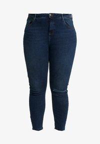Dorothy Perkins Curve - DARCY - Jeans Skinny Fit - indigo - 4