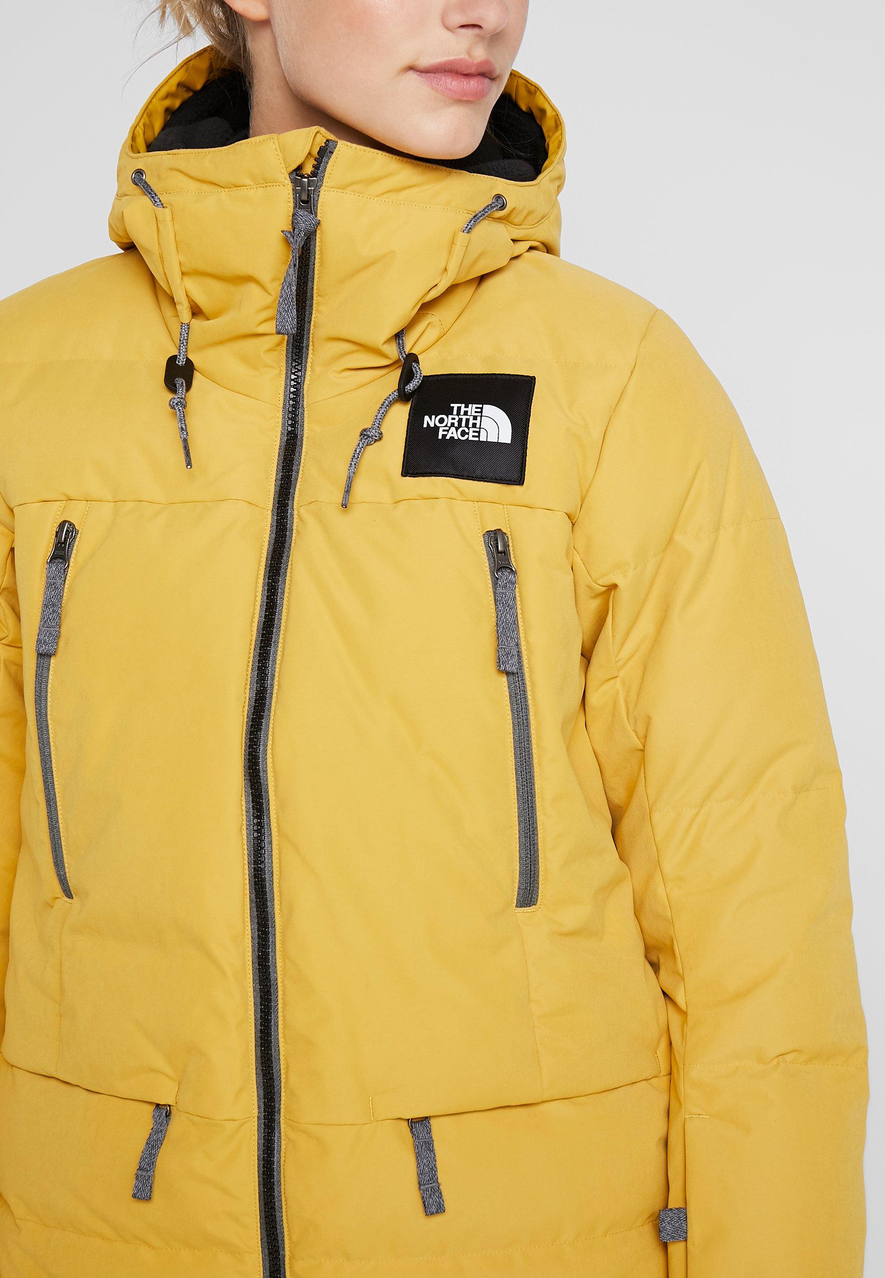 The North Face PALLIE JACKET Skijakke golden spicegul