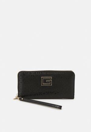 BLANE LARGE ZIP AROUND - Wallet - black