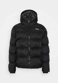 Schott - IDAHO2 UNISEX  - Zimní bunda - black - 0
